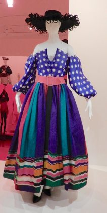 76.Christian Lacroix, Caramba dress 1988