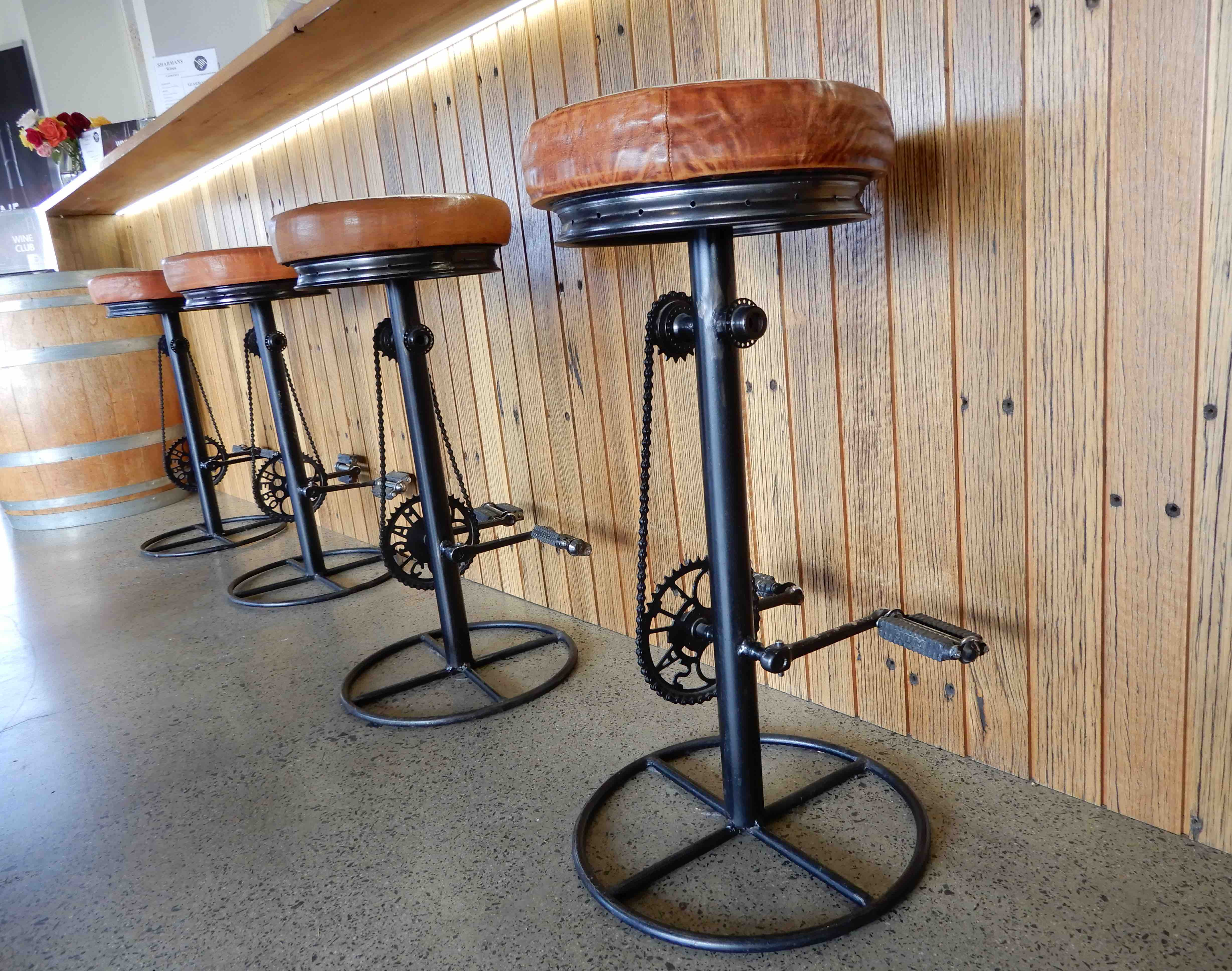 9.Cellar Door stools