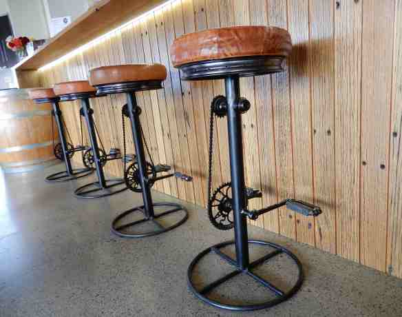 9.Cellar Door stools