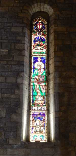 21.stained glass window