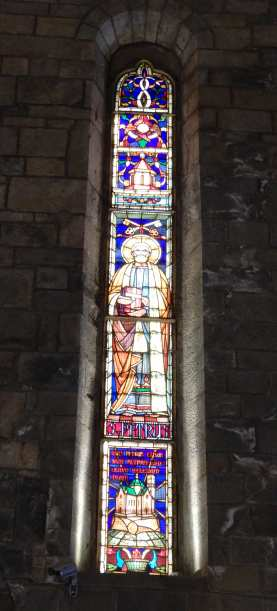 22.stained glass window