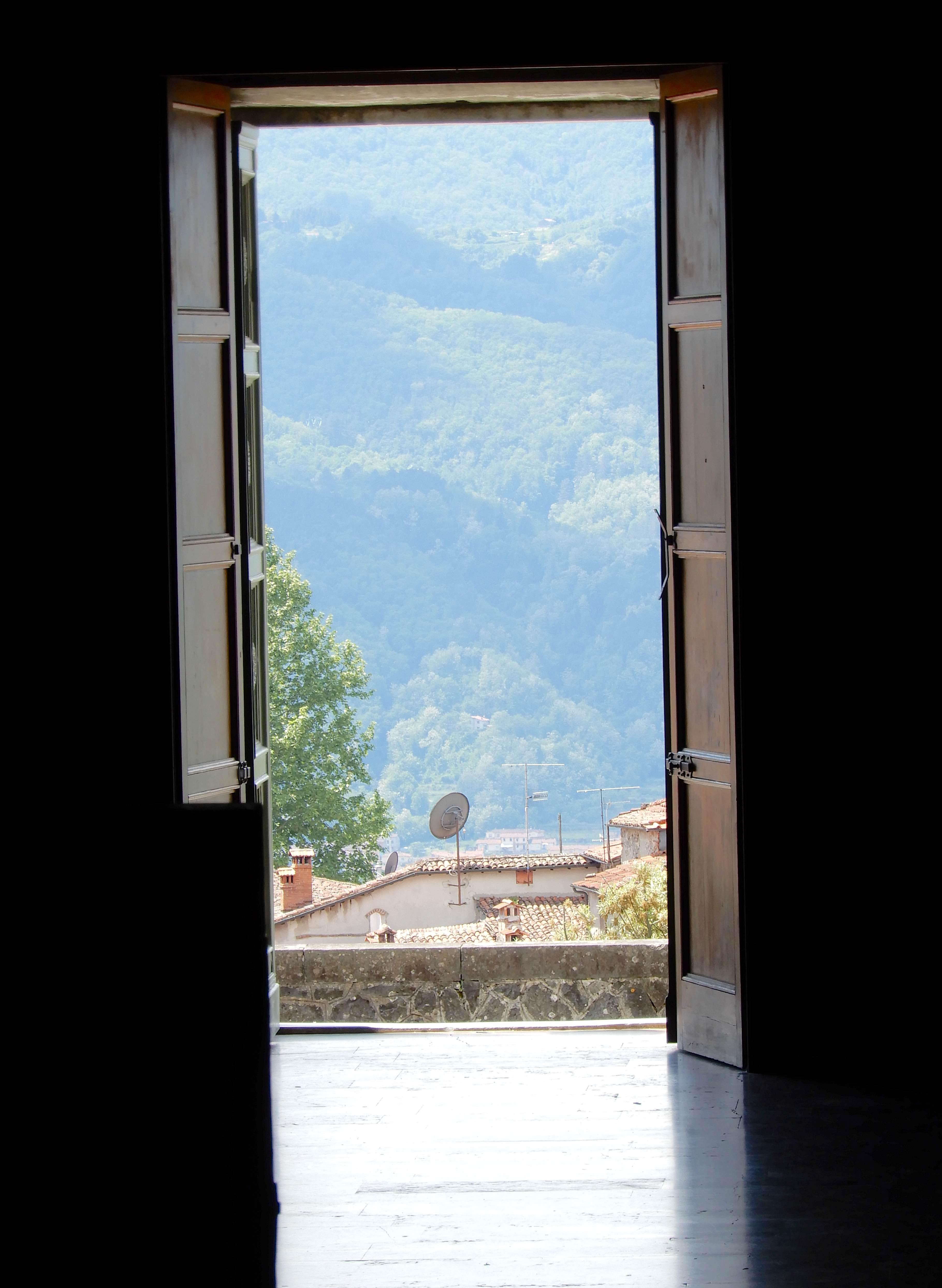 24.view from door