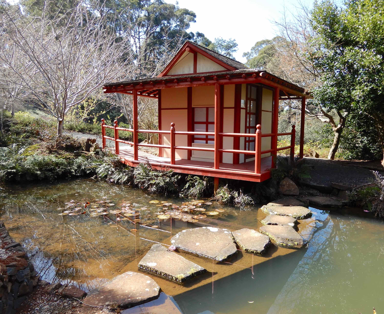 28.Japanese Tea House