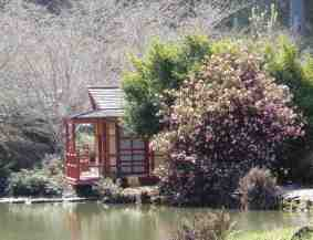 29.Japanese Tea House