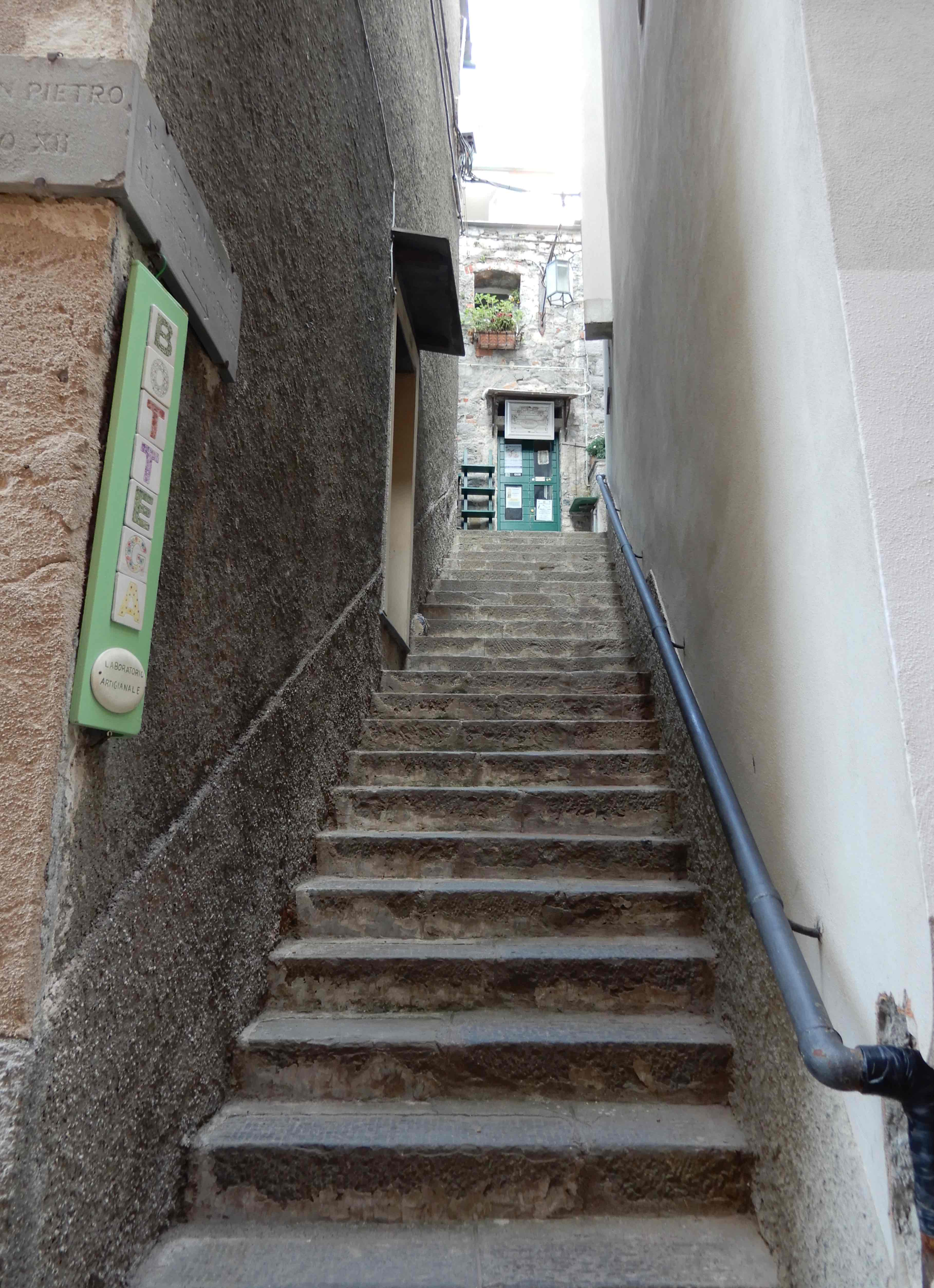 31.steps to Via Giovanni Capellini
