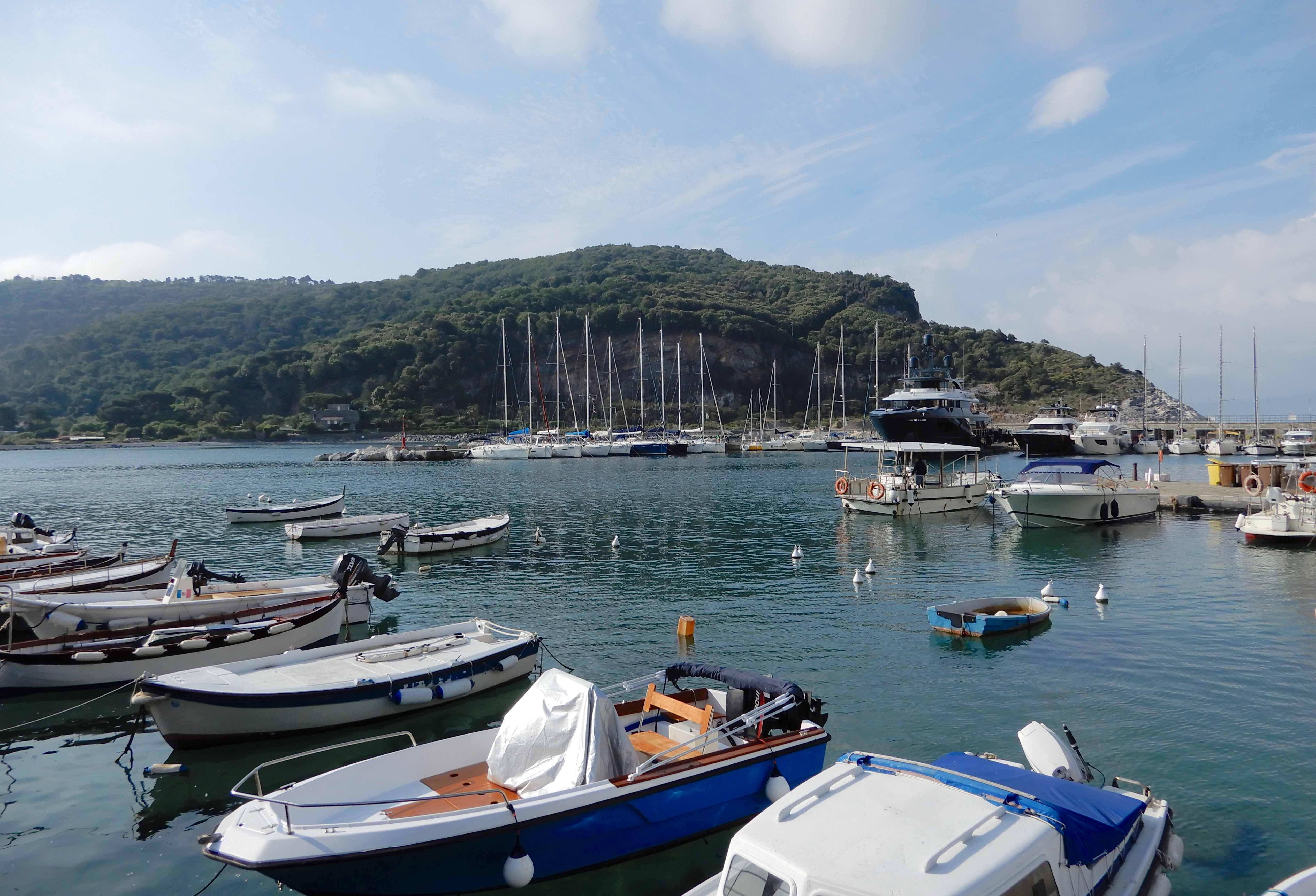 38.Porto Venere harbour