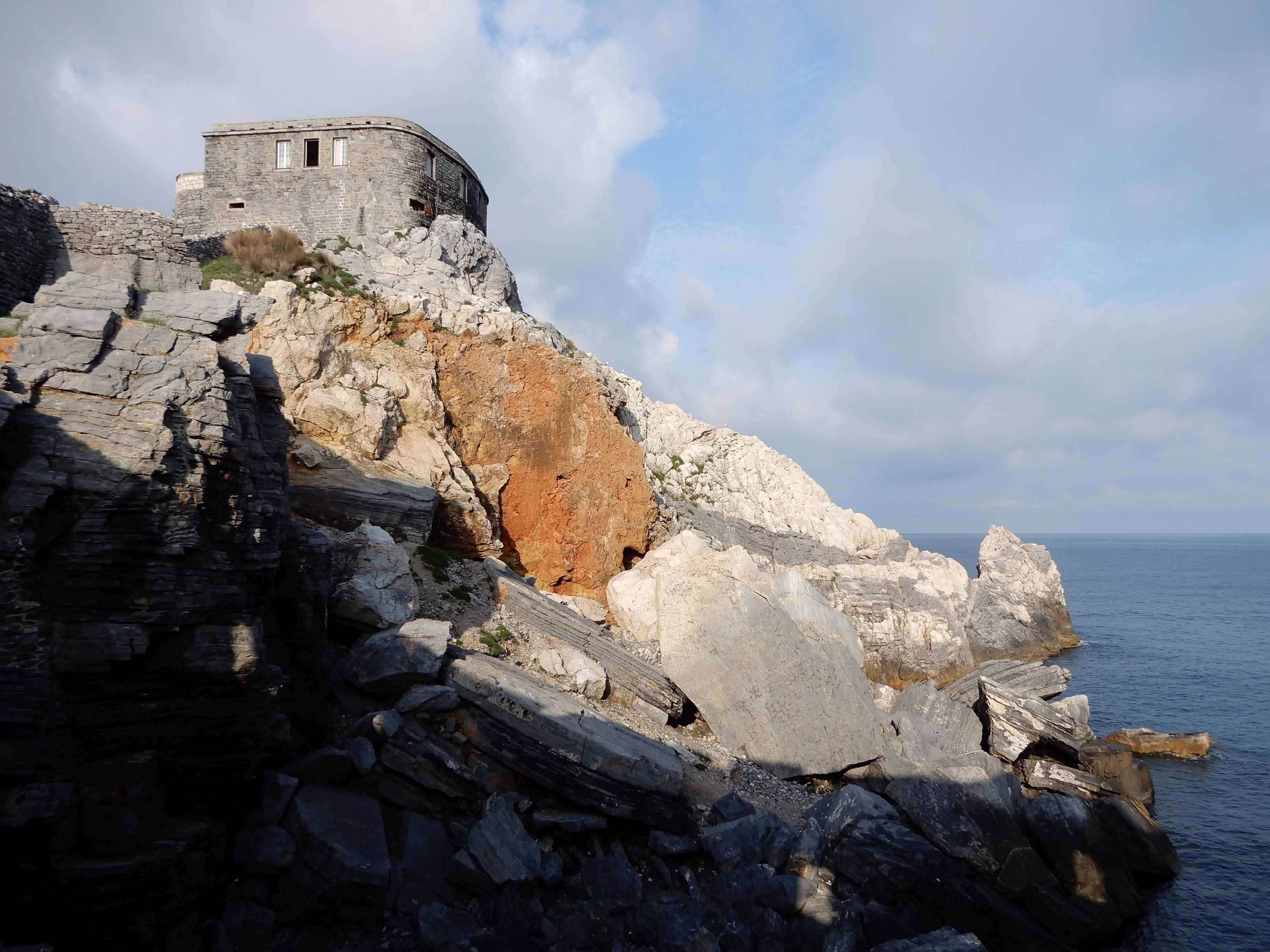 9.ancient defensive post