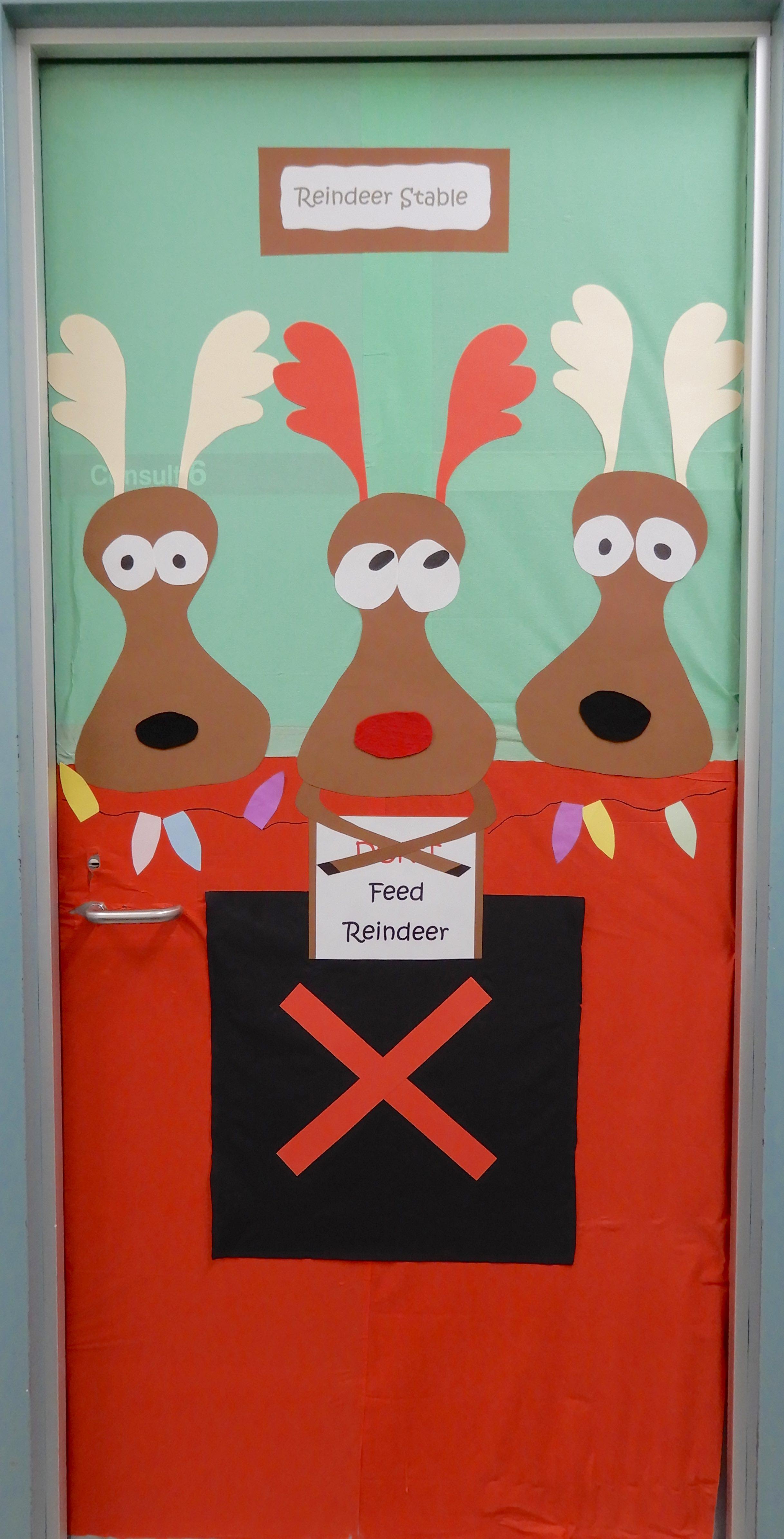 8.reindeer stable