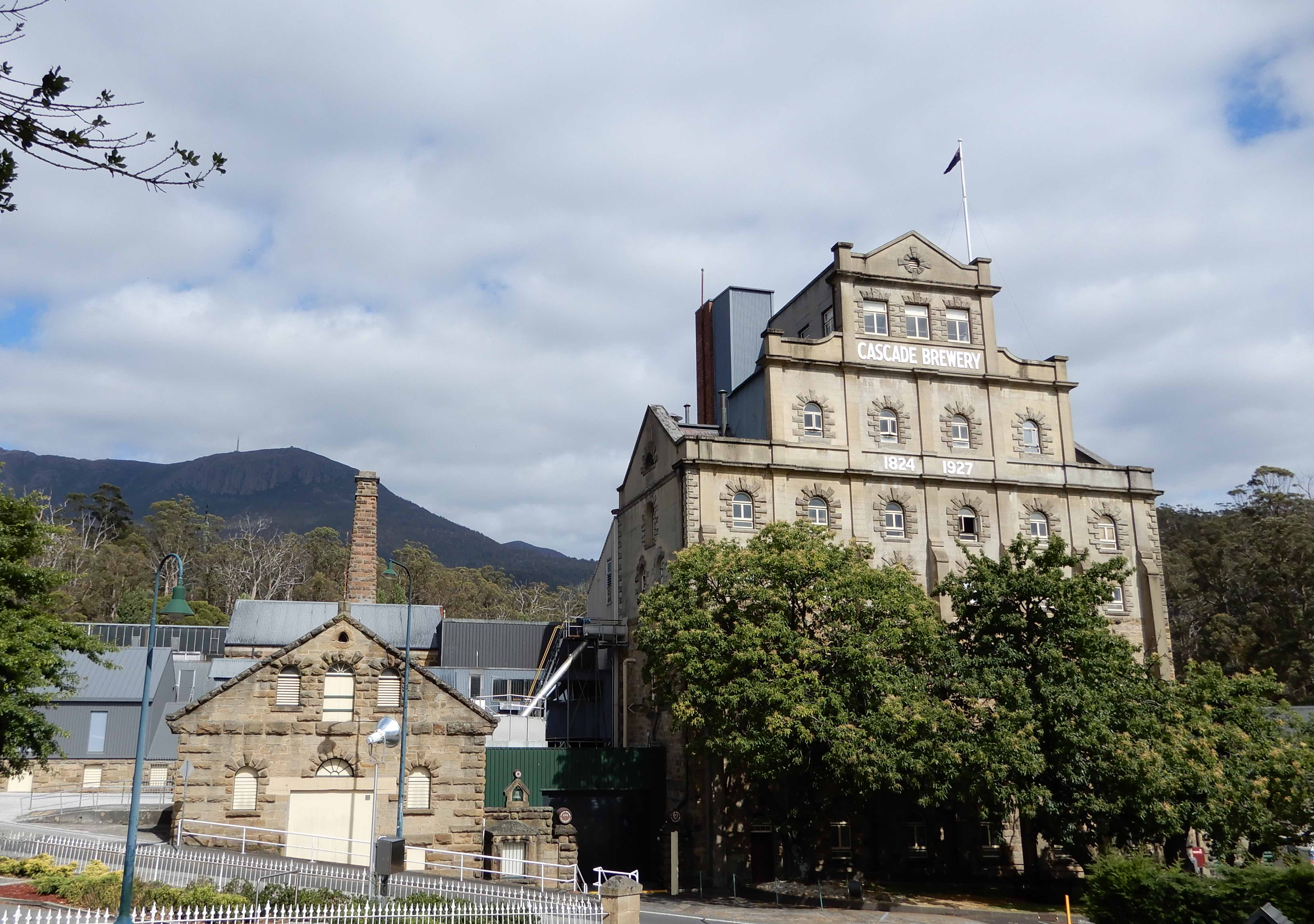 1.Cascade Brewery