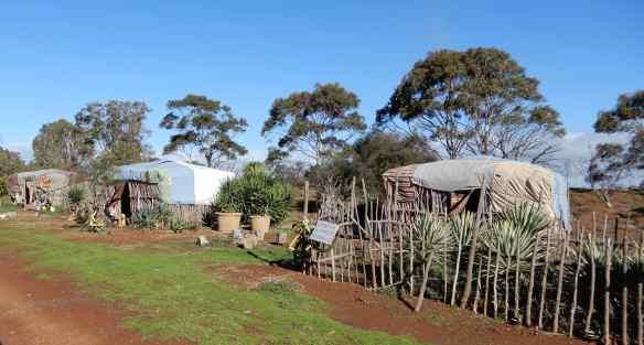 10.African Village