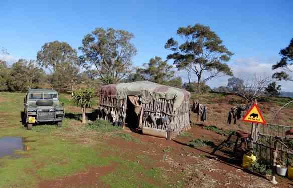 11.African Village