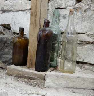 21.bottles in cellar