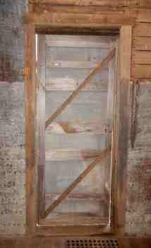 60.barn door