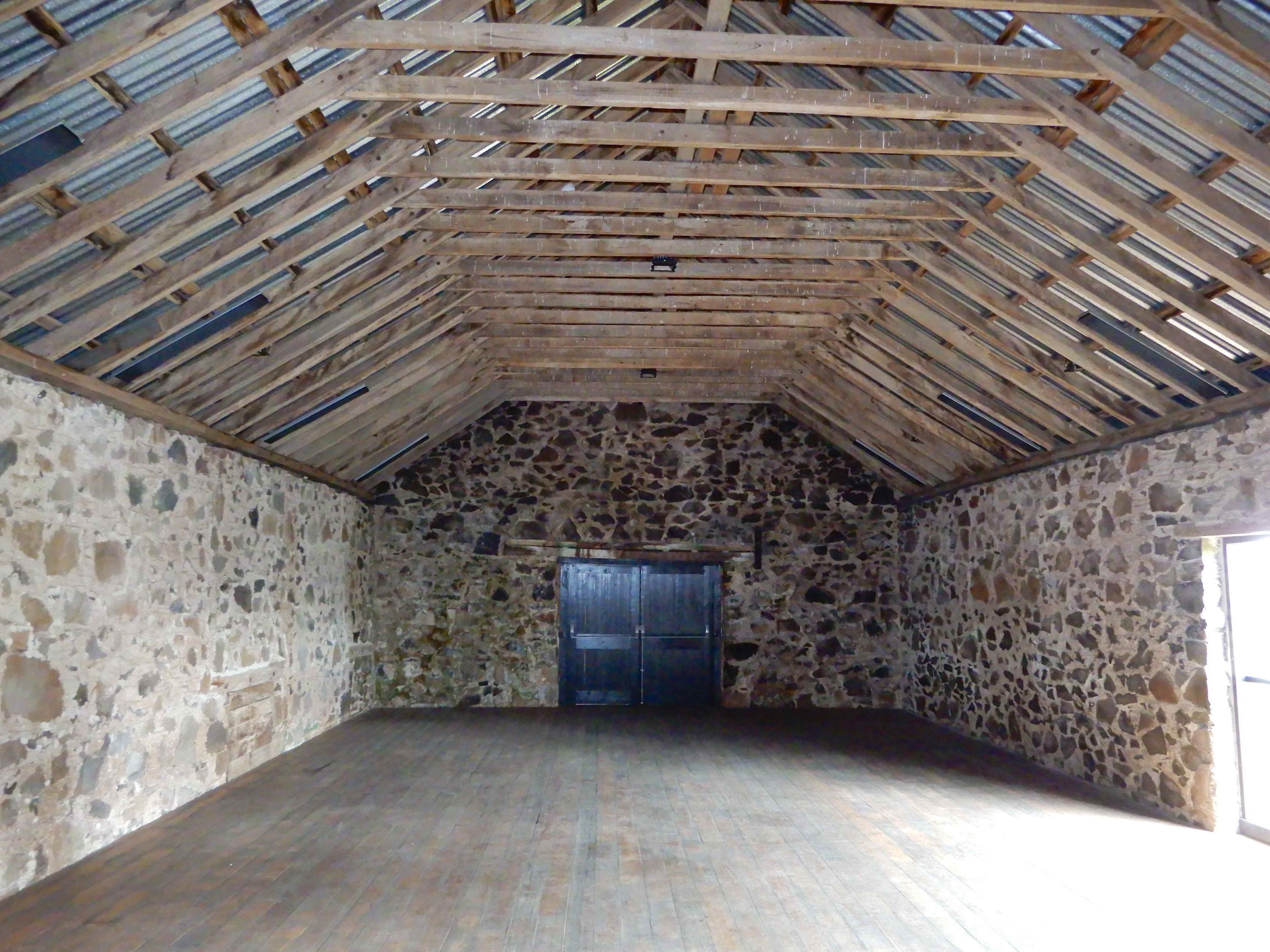 65.threshing barn