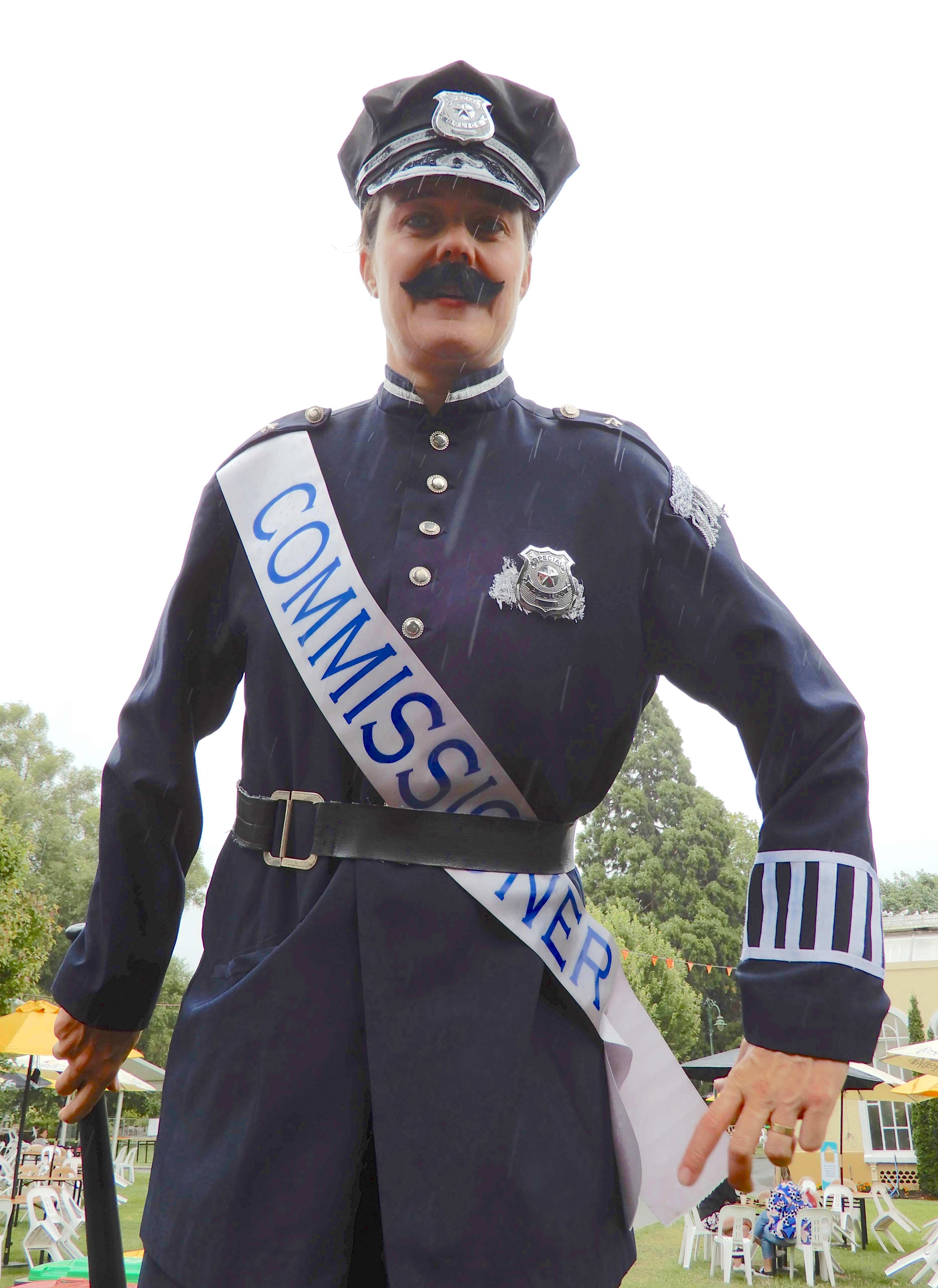 15.Commissioner