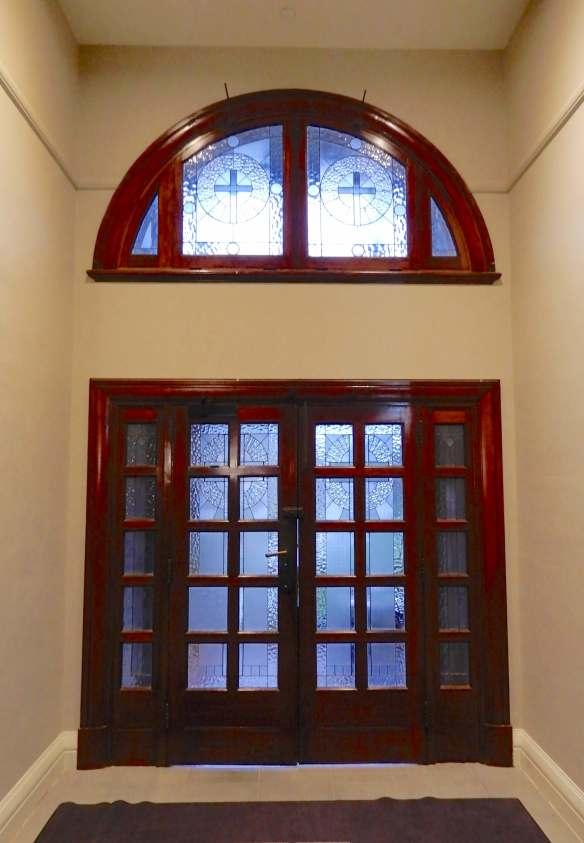 21.back door