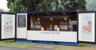4.Alfred Gough's