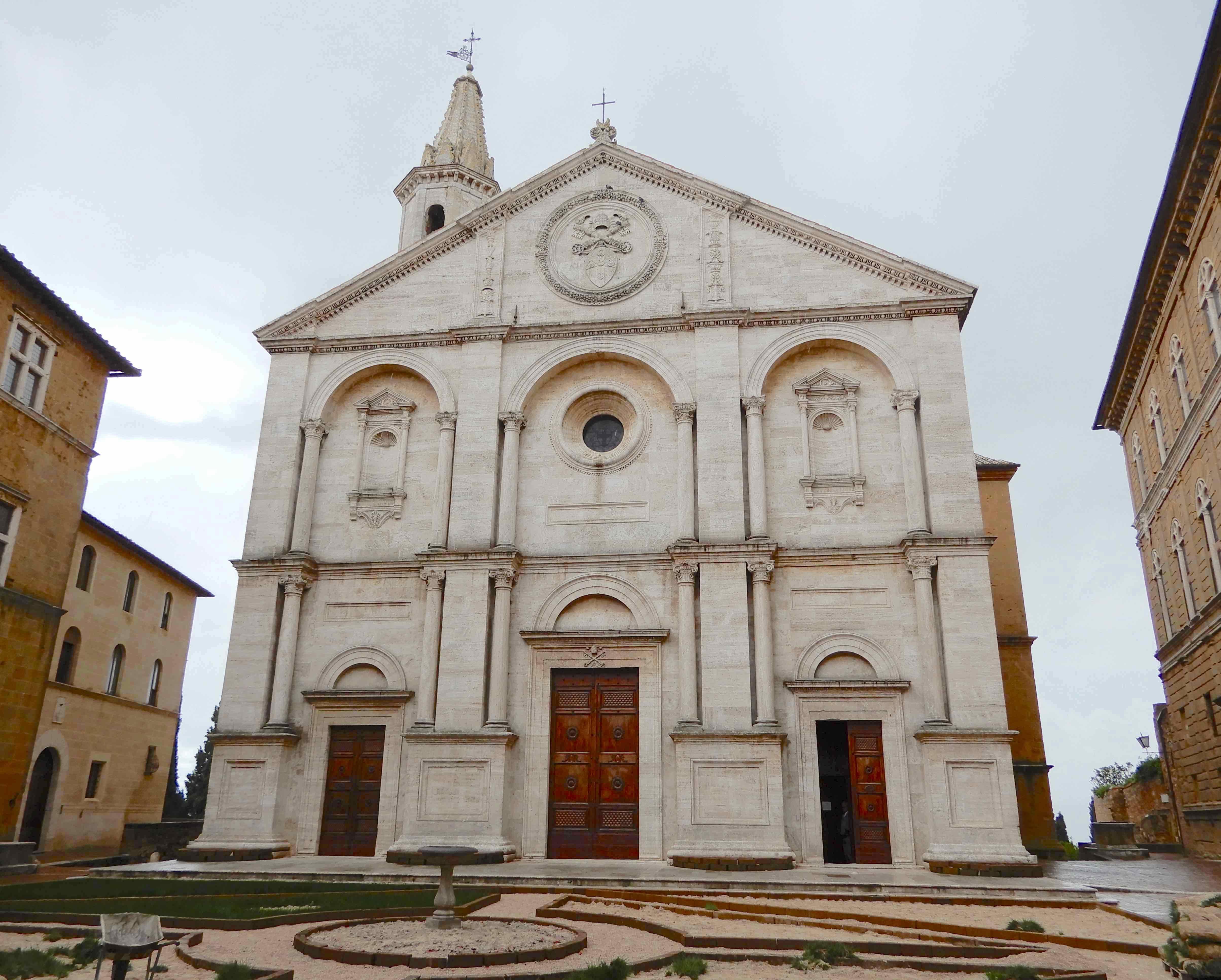 49.Pienza Cathedral