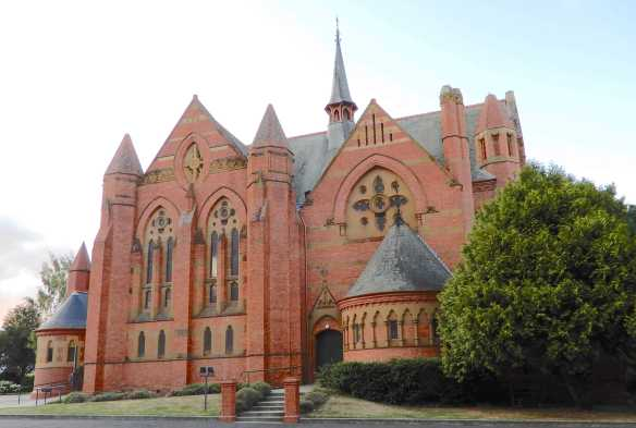 1.south face Holy Trinity Church