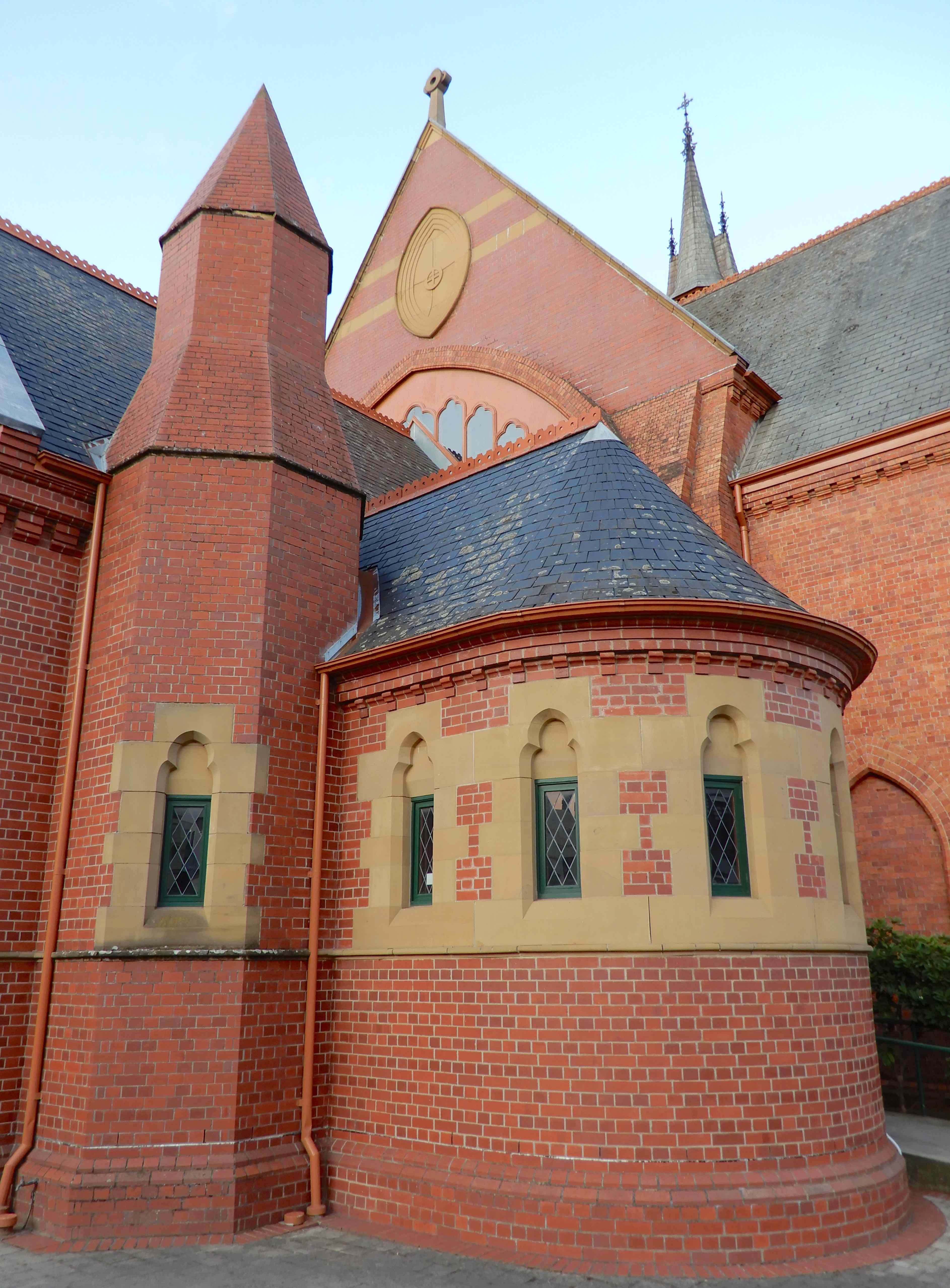 2.Holy Trinity Church