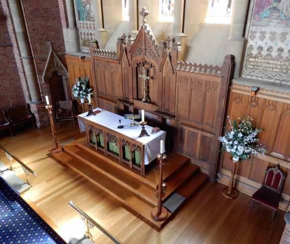 26.altar from organ loft