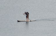 26.paddle boarder