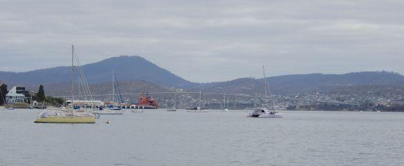 35.Tasman Bridge