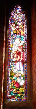 44.stained glass Lady Chapel