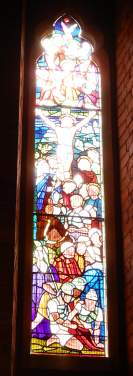 45.stained glass Lady Chapel