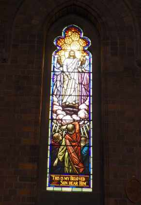 49.north wall stained glass