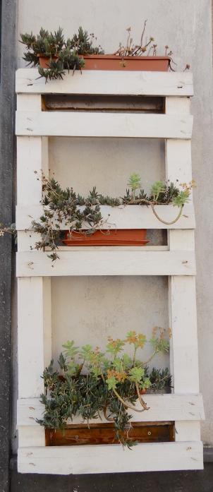 63.vertical garden