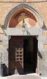 85.hospital door