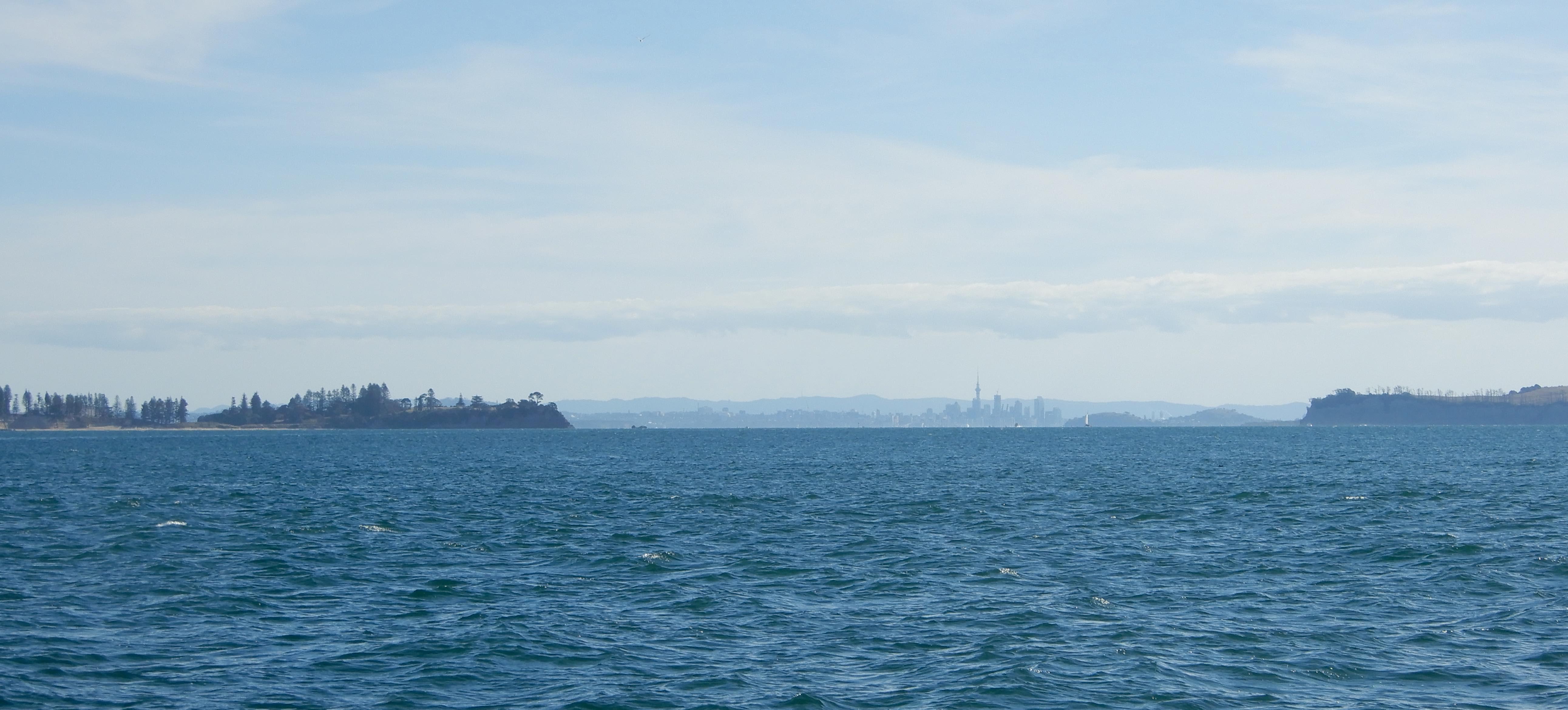 33.toward Auckland