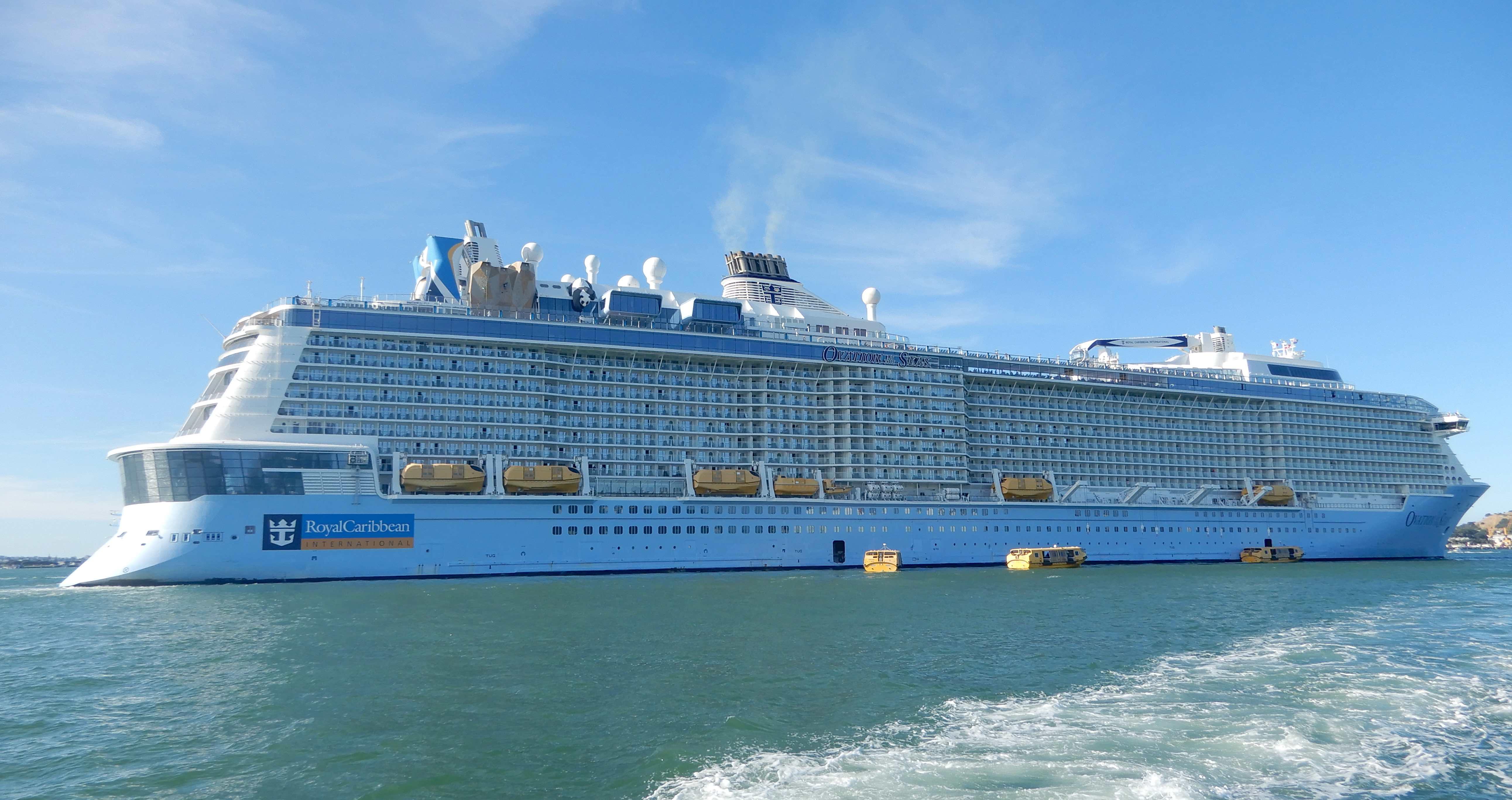 41.Ovation of the Seas
