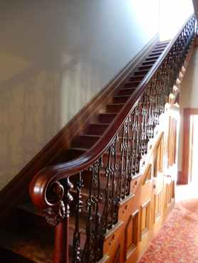 52.back staircase