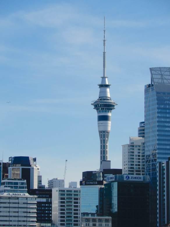 1.Sky Tower