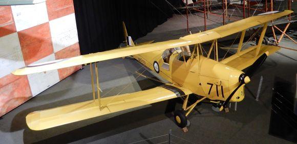 17.de Havilland Tiger Moth