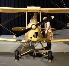 18.de Havilland Tiger Moth