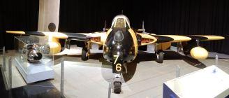 39.de Havilland Vampire F-30