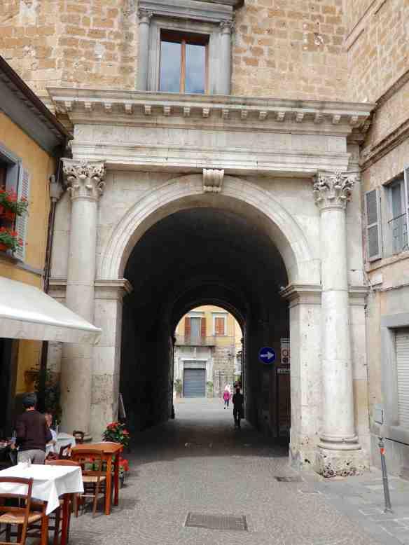 42.rear of Palazzo Comunale