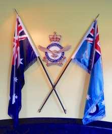 5.RAAF flags