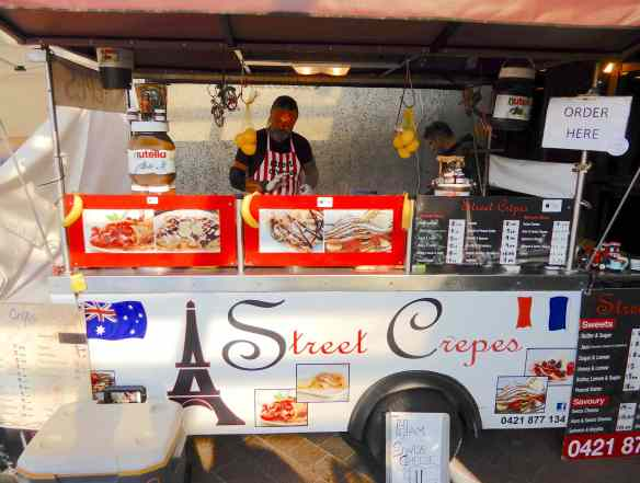10.Street Crepes