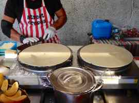 11.Street Crepes