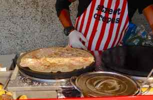 12.Street Crepes