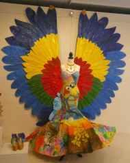 24.Queen Guacamaya