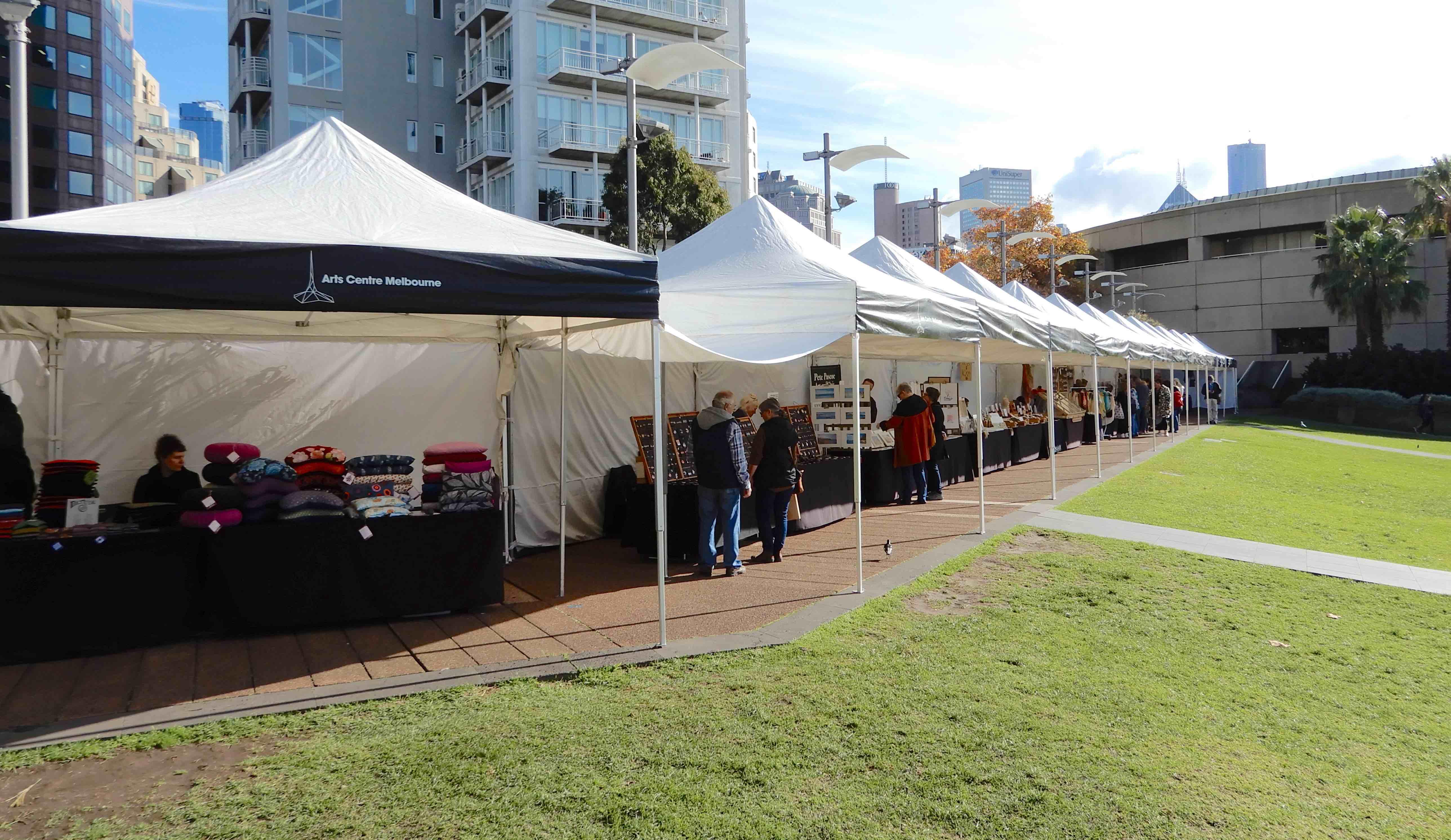 5.Arts Centre Market